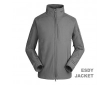 Jaket TAD ZHG SILVER NEW Edition