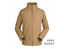 Jaket TAD ZHG Cokelat NEW Edition